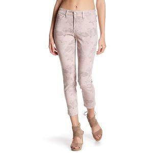 NYDJ Clarissa Ankle Print Skinny Jean